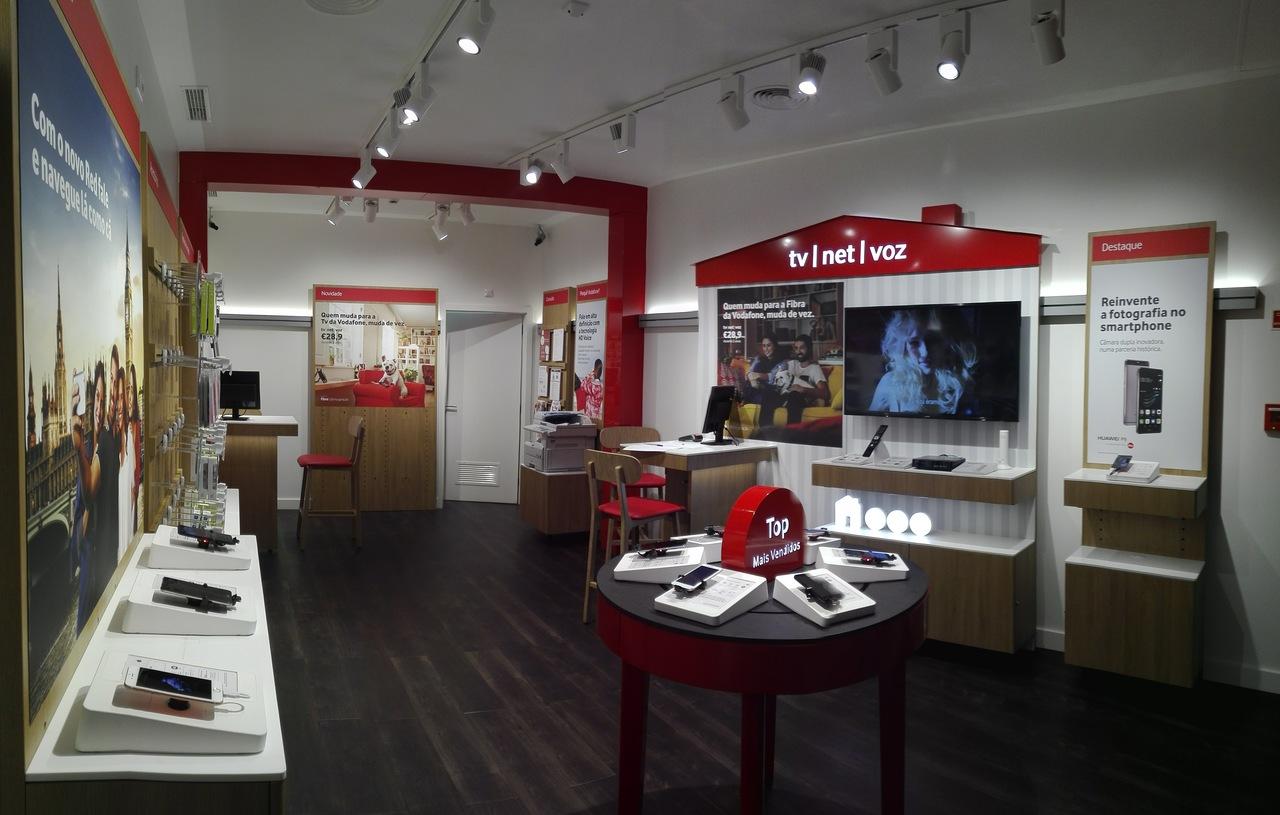 Vodafone Arquitetura