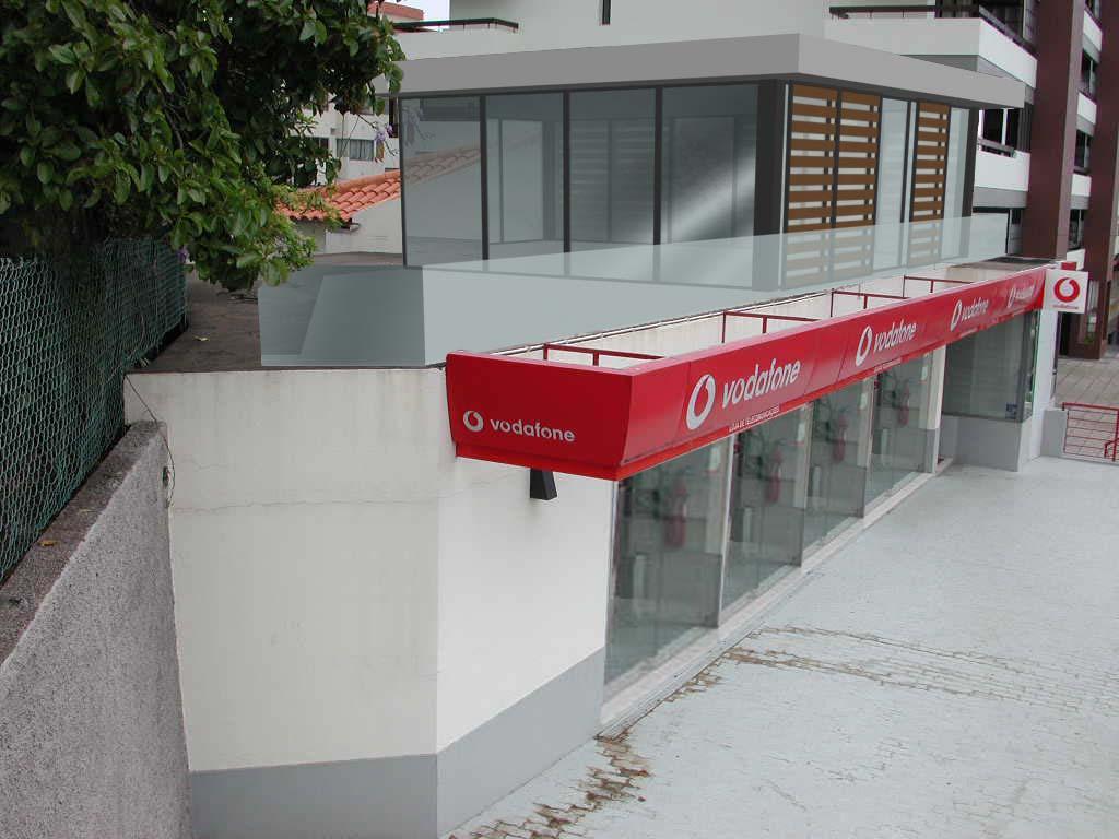 Loja Vodafone