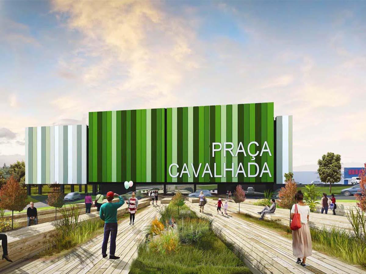PRAÇA CAVALHADA SHOPPING CENTER