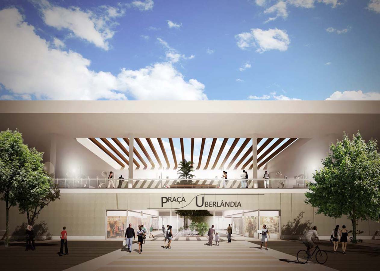 Praça Uberlândia Shopping Center
