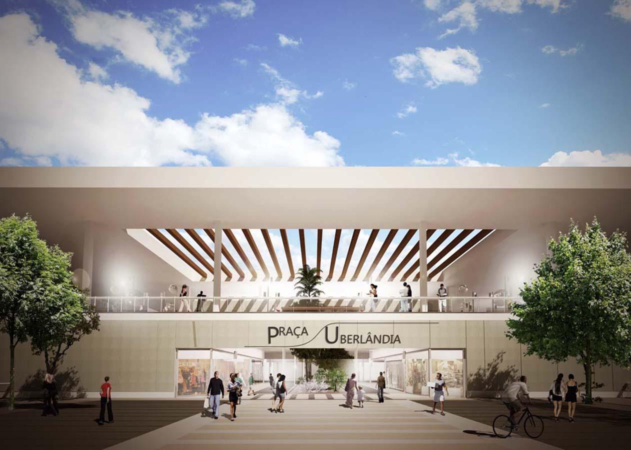 Praça Uberlândia Shopping Center
